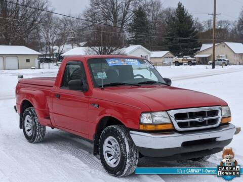1999 Ford Ranger for sale at Bob Walters Linton Motors in Linton IN