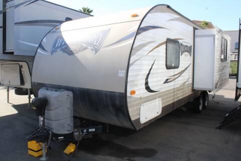 2016 Forest River Wildwood X-Lite 231RKXL for sale at Rancho Santa Margarita RV in Rancho Santa Margarita CA