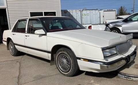 1990 Buick LeSabre for sale at Central City Auto West in Lewistown MT