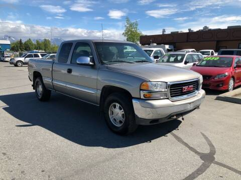 2001 GMC Sierra 1500 for sale at Freedom Auto Sales in Anchorage AK