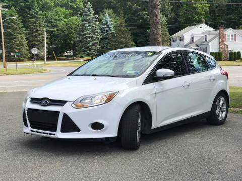 2014 Ford Focus for sale at Pak Auto Corp in Schenectady NY