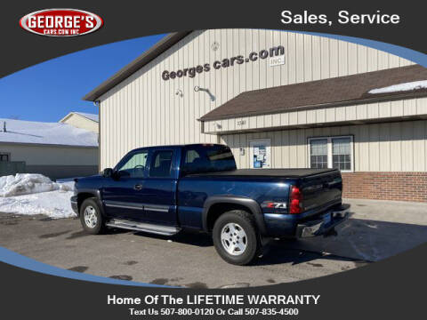 2005 Chevrolet Silverado 1500 for sale at GEORGE'S CARS.COM INC in Waseca MN