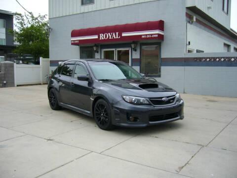 2013 Subaru Impreza for sale at Royal Auto Inc in Murray UT