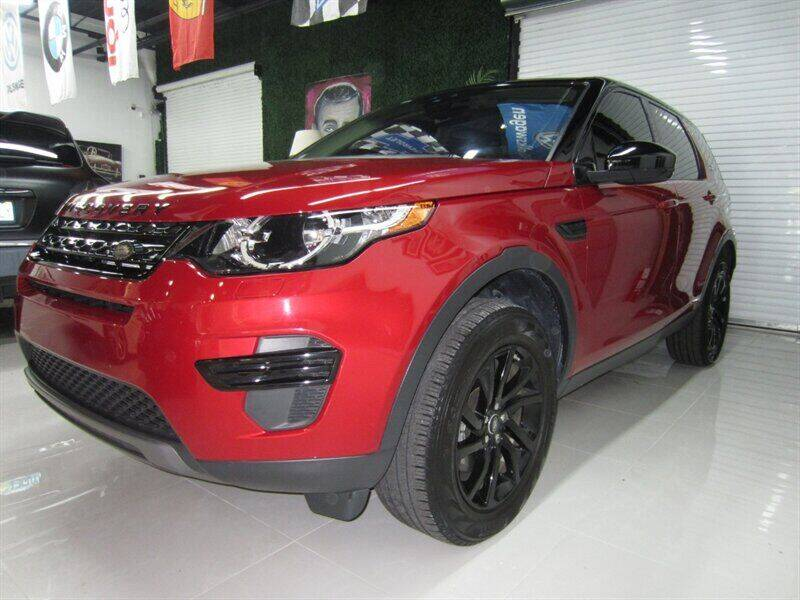 2018 Land Rover Discovery Sport for sale at Auto Sport Group in Delray Beach FL