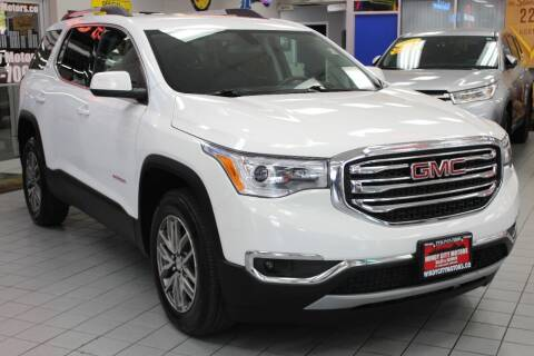 2019 GMC Acadia for sale at Windy City Motors in Chicago IL