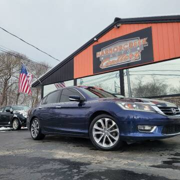 2013 Honda Accord for sale at Harborcreek Auto Gallery in Harborcreek PA