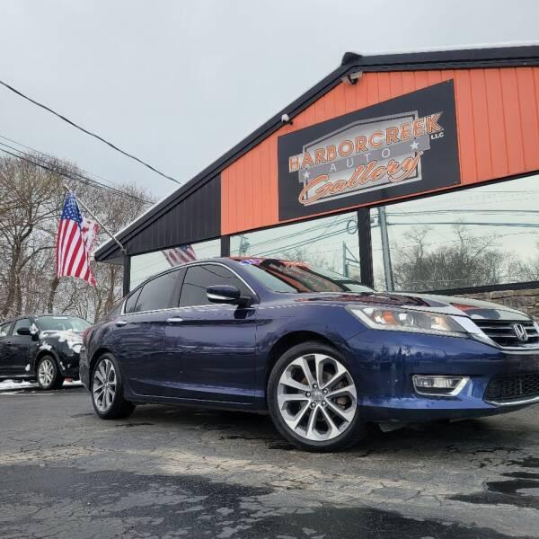 2013 Honda Accord for sale at Harborcreek Auto Gallery in Harborcreek PA