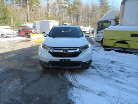 2017 Honda CR-V for sale at Heritage Truck and Auto Inc. in Londonderry NH
