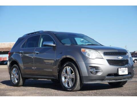 2012 Chevrolet Equinox for sale at Douglass Automotive Group - Douglas Ford in Clifton TX