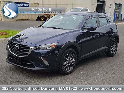 2017 Mazda CX-3 for sale at 1 North Preowned in Danvers MA
