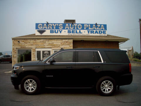 2019 Chevrolet Tahoe for sale at GARY'S AUTO PLAZA in Helena MT