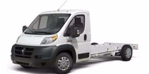 2017 RAM ProMaster Cutaway Chassis for sale at 495 Chrysler Jeep Dodge Ram in Lowell MA