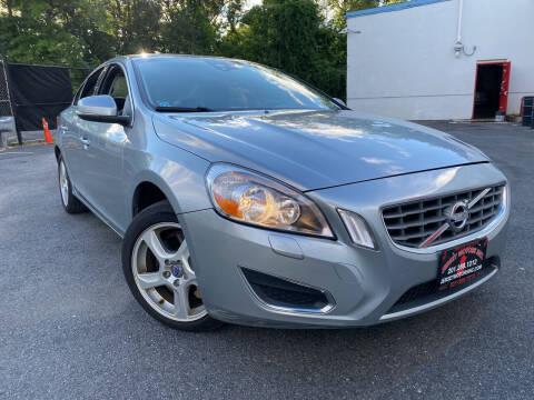 2013 Volvo S60 for sale at JerseyMotorsInc.com in Teterboro NJ