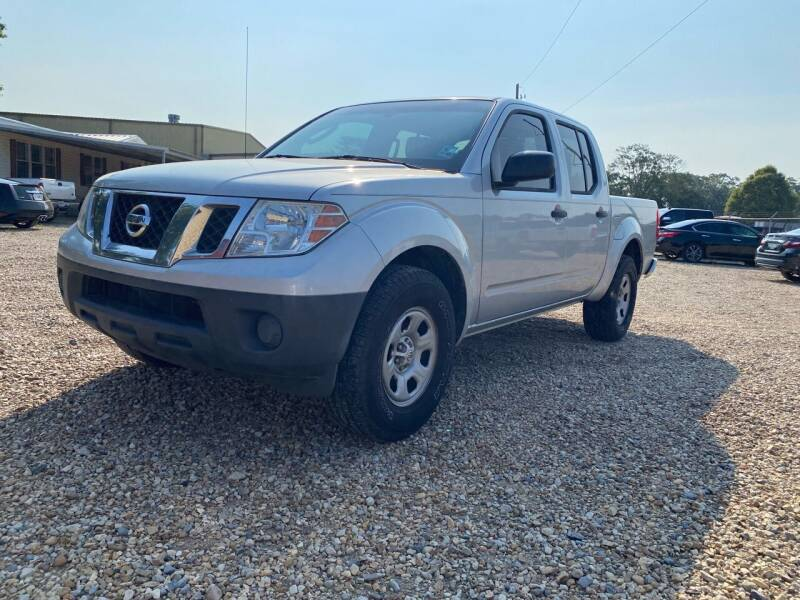 2011 Nissan Frontier for sale at Community Auto Specialist in Gonzales LA