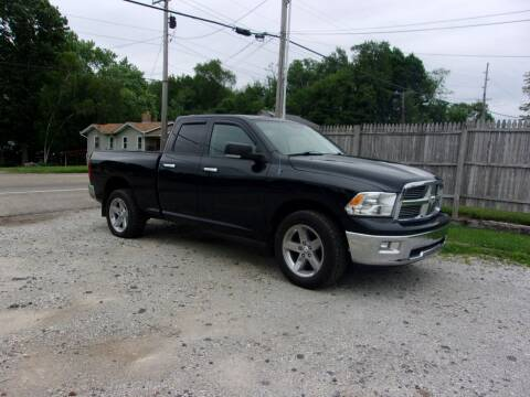2011 RAM Ram Pickup 1500 for sale at JEFF MILLENNIUM USED CARS in Canton OH