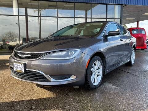 2015 Chrysler 200 for sale at South Commercial Auto Sales in Salem OR