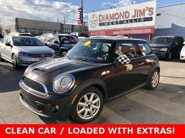 2012 MINI Cooper Hardtop for sale at Diamond Jim's West Allis in West Allis WI