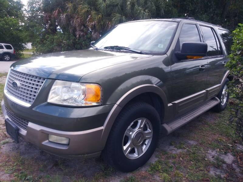 2004 Ford Expedition for sale at Auto Pro Inc in Fort Wayne IN