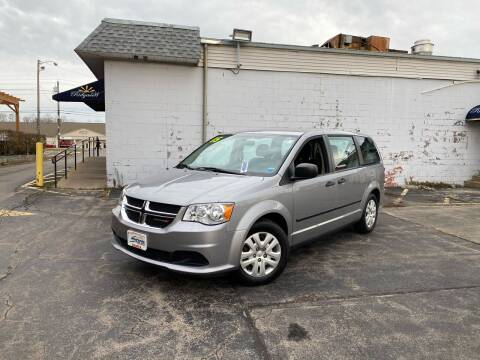 2015 Dodge Grand Caravan for sale at Santa Motors Inc in Rochester NY