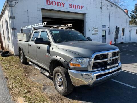2012 RAM Ram Pickup 3500 for sale at Harrisburg Auto Center Inc. in Harrisburg PA
