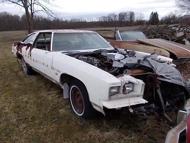1976 Chevrolet Caprice for sale in Creston, OH