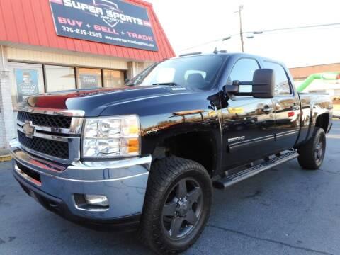 2011 Chevrolet Silverado 2500HD for sale at Super Sports & Imports in Jonesville NC
