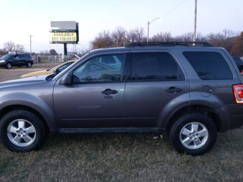 2009 Ford Escape for sale at Page Used Cars in Muskogee OK