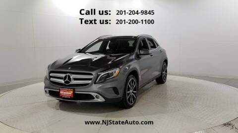 2015 Mercedes-Benz GLA for sale at NJ State Auto Used Cars in Jersey City NJ
