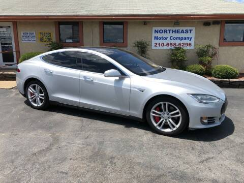 2013 Tesla Model S for sale at Northeast Motor Company in Universal City TX