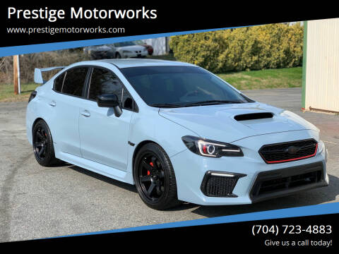 2019 Subaru WRX for sale at Prestige Motorworks in Concord NC