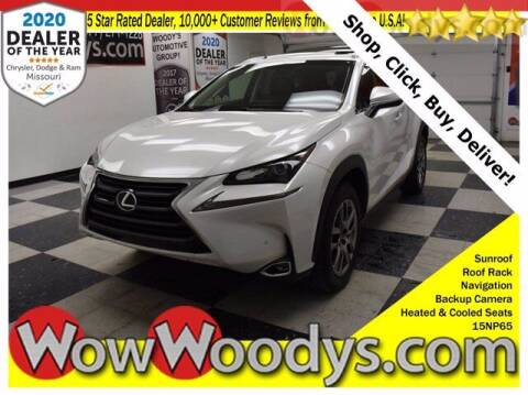 2015 Lexus NX 200t for sale at WOODY'S AUTOMOTIVE GROUP in Chillicothe MO