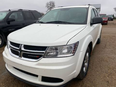 2011 Dodge Journey for sale at RDJ Auto Sales in Kerkhoven MN