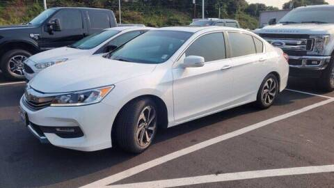 2016 Honda Accord for sale at Hickory Used Car Superstore in Hickory NC