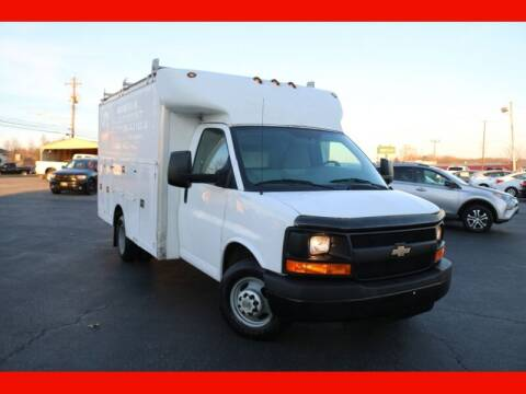 2015 Chevrolet Express Cutaway for sale at AUTO POINT USED CARS in Rosedale MD
