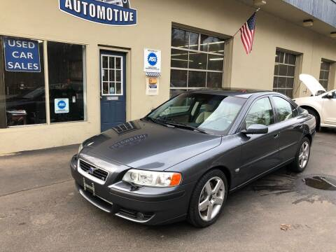 2004 Volvo S60 R for sale at HUDSON ROAD AUTOMOTIVE in Stow MA
