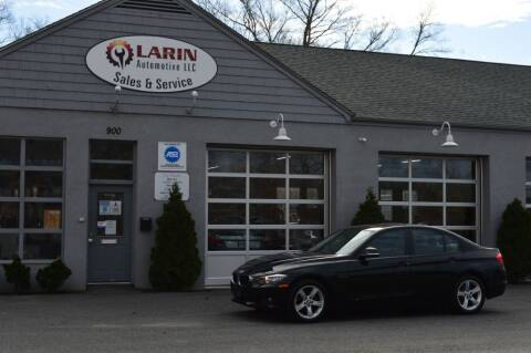 2014 BMW 3 Series for sale at LARIN AUTO in Norwood MA