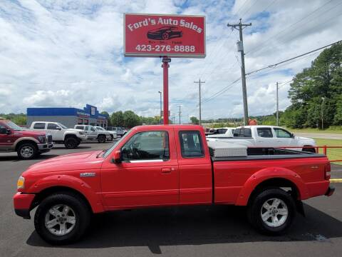 2006 Ford Ranger for sale at Ford's Auto Sales in Kingsport TN