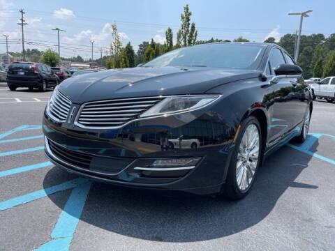 2016 Lincoln MKZ for sale at Southern Auto Solutions - Lou Sobh Honda in Marietta GA