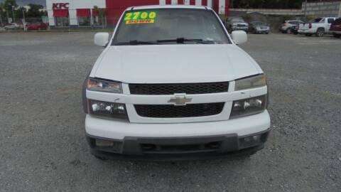 2009 Chevrolet Colorado for sale at Auto Mart - Moncks Corner in Moncks Corner SC