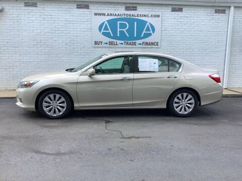 2014 Honda Accord for sale at ARIA AUTO SALES INC.COM in Raleigh NC