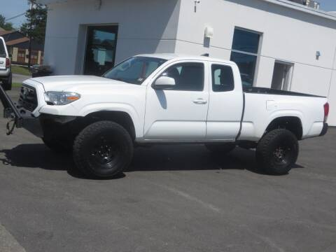 2016 Toyota Tacoma for sale at Price Auto Sales 2 in Concord NH
