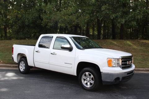 2013 GMC Sierra 1500 for sale at El Patron Trucks in Norcross GA