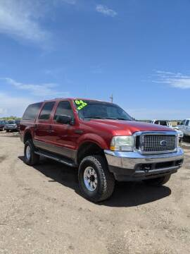 2004 Ford Excursion for sale at HORSEPOWER AUTO BROKERS in Fort Collins CO