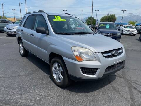 2010 Kia Sportage for sale at Choice Motors of Salt Lake City in West Valley City UT