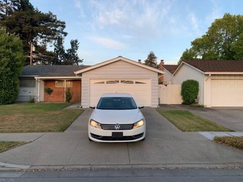 2014 Volkswagen Passat for sale at Blue Eagle Motors in Fremont CA