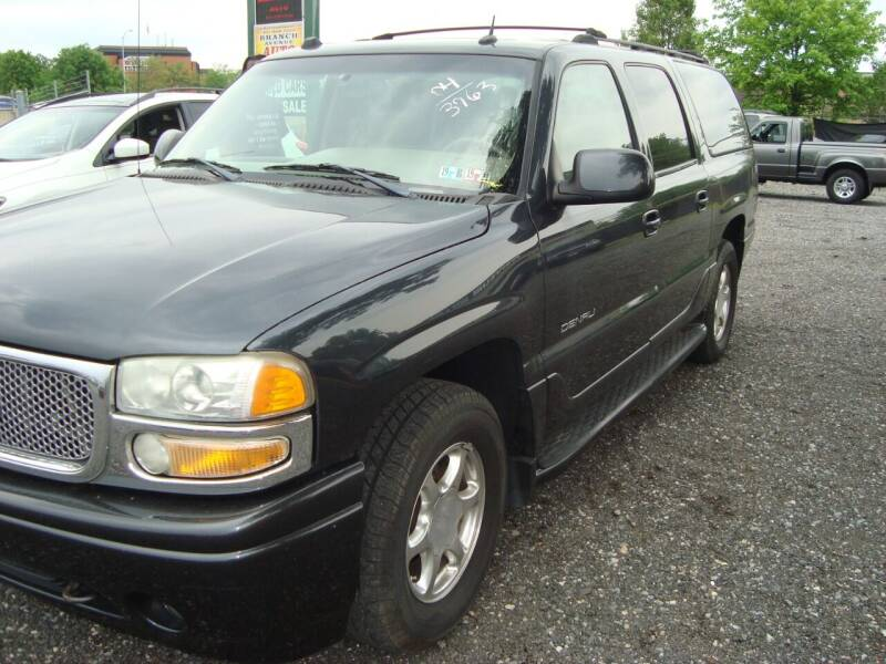 2006 GMC Yukon XL for sale at Branch Avenue Auto Auction in Clinton MD