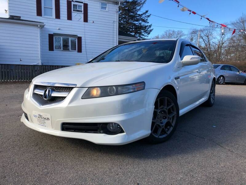 2007 Acura TL for sale at Easy Autoworks & Sales in Whitman MA