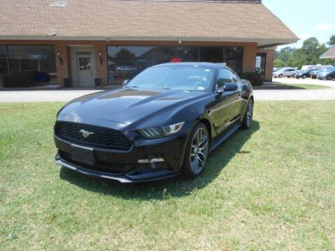 2015 Ford Mustang for sale at Smithfield Auto & Truck Center in Smithfield VA