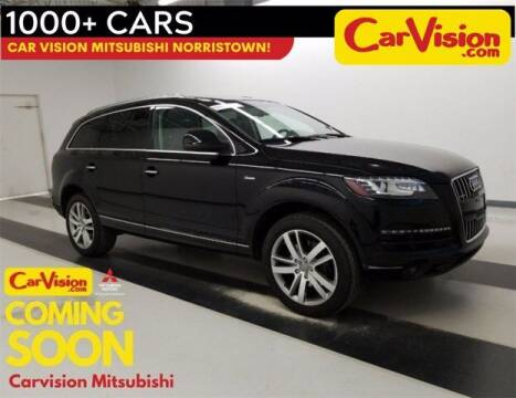 2015 Audi Q7 for sale at Car Vision Buying Center in Norristown PA