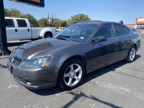 2006 Nissan Altima for sale at Bam Auto Sales in Azle TX